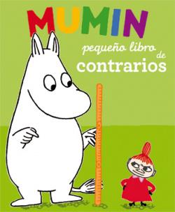 Mumin. Pequeño libro de contrarios