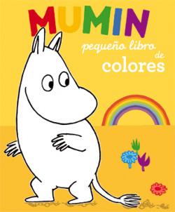Mumin. Pequeño libro de colores