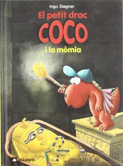 9. El petit drac Coco i la mòmia