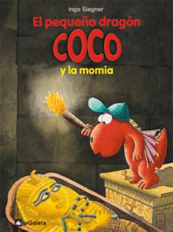 9. El pequeño dragón Coco y la momia