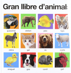 Gran llibre d'animals