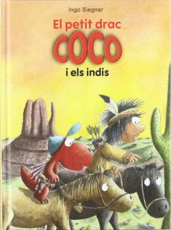 10. El petit drac Coco i els indis
