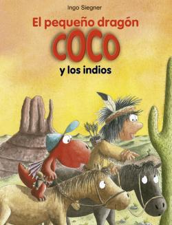 10.El pequeño dragón Coco y los indios