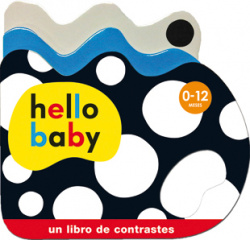 Libro carton:Hello baby
