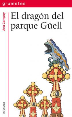 El dragón del parque Guell