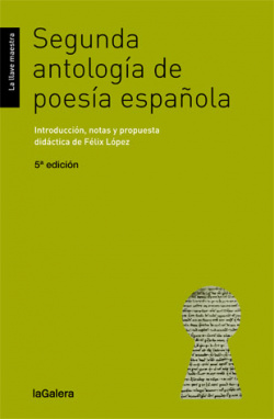 Segunda antología de poesia española