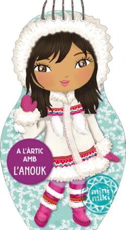 A l'Àrtic amb l'Anouk