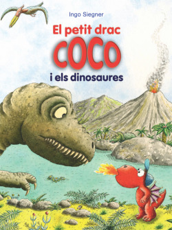 El petit drac Coco i els dinosaures