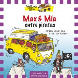 Max e Mia entre piratas