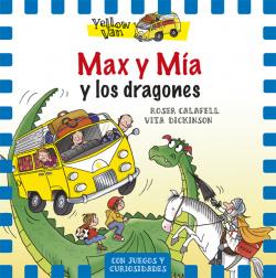Max y Mia y los dragones