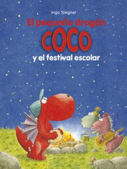 El pequeño dragon coco y el festival escolar
