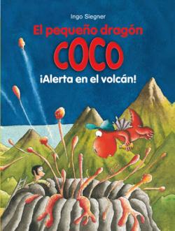 alerta en el volcán!
