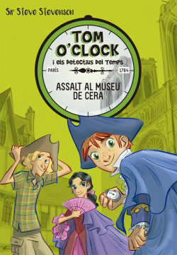 ASSALT AL MUSEU DE CERA