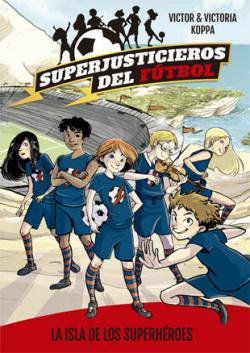 La isla de los superheroes