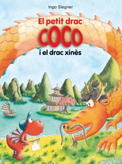 El petit drac Coco i el drac xinès