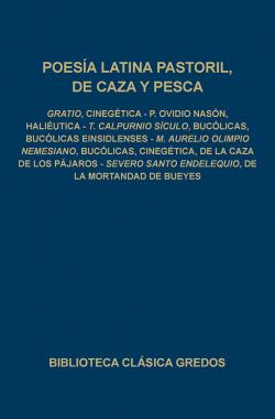 Poesia latina pastoril Cinegética Halieutica
