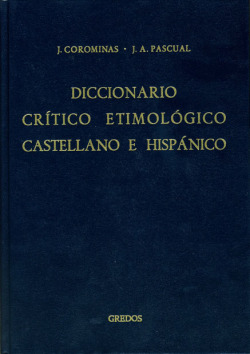 3.Diccionario Crítico Etimológico (G-Ma)
