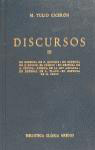 152. Discursos (Cicerón). Vol. III