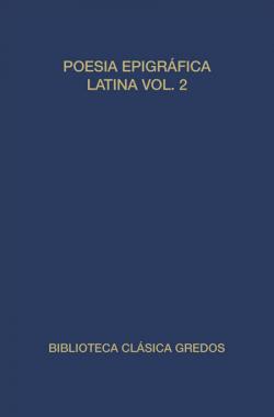2.Poesia Epigrafica Latina