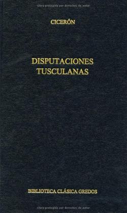 332. Disputaciones tusculanas.