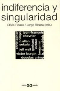Indiferencia y singularidad