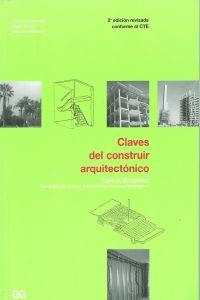 Claves del construir arquitectónico. Tomo II