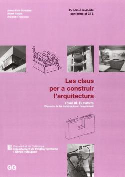 Claus per construir l'arquitectura: elements