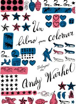Libro colorear dibujos de andy warhol