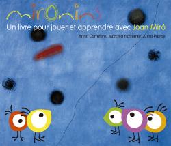 Un livre pour jouer et apprendre avec Joan Miró