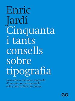 Cinquanta y tants consells sobre tipografía