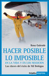 Hacer posible lo imposible