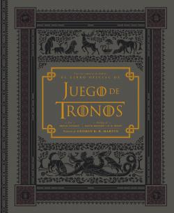 LIBRO OFICIAL DE JUEGOS DE TRONOS