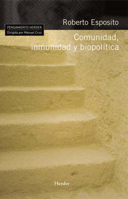 Comunidad, inmunidad y biopolítica