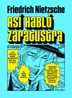 Así habló Zaratustra Comic