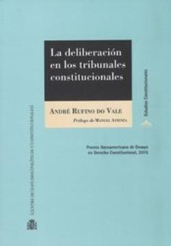 DELIBERACIÓN EN LOS TRIBUNALES CONSITUCIONALES