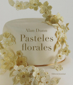 Pasteles florales