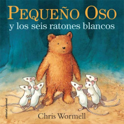 Pequeño oso y los seis ratones blancos