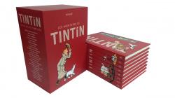 LES AVENTURES DE TINTIN BOX