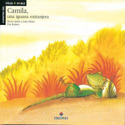 Camila, una iguana extranjera