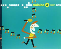 ANT/(05).MUSICA 4O.PRIMARIA.+CD (ALAVISTA)