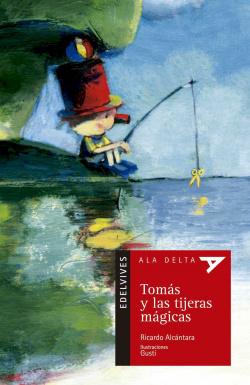 Tomas y las tijeras magicas