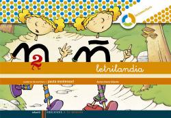 (09).2.CUAD.LETRILANDIA PAUTA (ESPIRAL) MONTESSORI