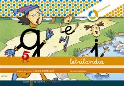 (09).5.CUAD.LETRILANDIA PAUTA (ESPIRAL) MONTESSORI