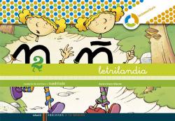 (09).2.CUAD.LETRILANDIA CUADRICULA *ESPIRAL*
