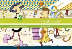 (09).3.CUAD.LETRILANDIA CUADRICULA *ESPIRAL*