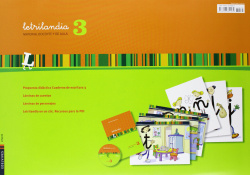 Propuesta didáctica. Cuaderno escritura 3. Letrilandia cuentos