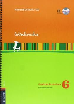 Propuesta didactica. Cuaderno escritura 6. Letrilandia cuentos