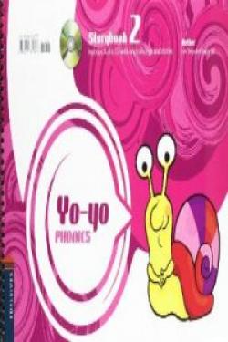 (11).YO-YO PHONICS 2.(+CD) LECTURA-ESCRIT.(INGLES)