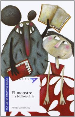 El monstre i la biblioteca