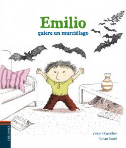 Emilio quiere un murcielago
